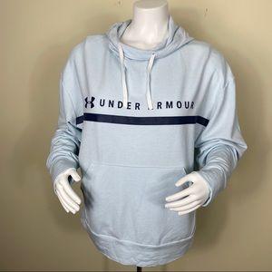 Under Armour   Lightweight Blue Hoodie